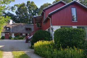 BB Hotel Albertine für Gartenliebhaber